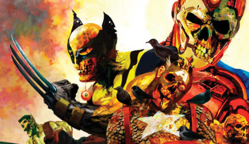 Watch Out, Walking Dead! Is Marvel teasing a new zombie comic book?
