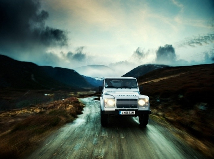 | ♕ |  Land Rover Road  | by © Craig Easton | via ysvoice