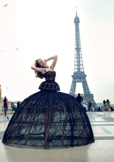 It's all about the couture! Are you keeping up to date with Paris Couture Week?