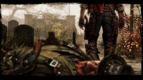 gamefreaksnz:  Call of Juarez: Gunslinger official launch trailer  Ubisoft today released the official launch trailer for Call of Juarez: Gunslinger, the next chapter in the Call of Juarez series.