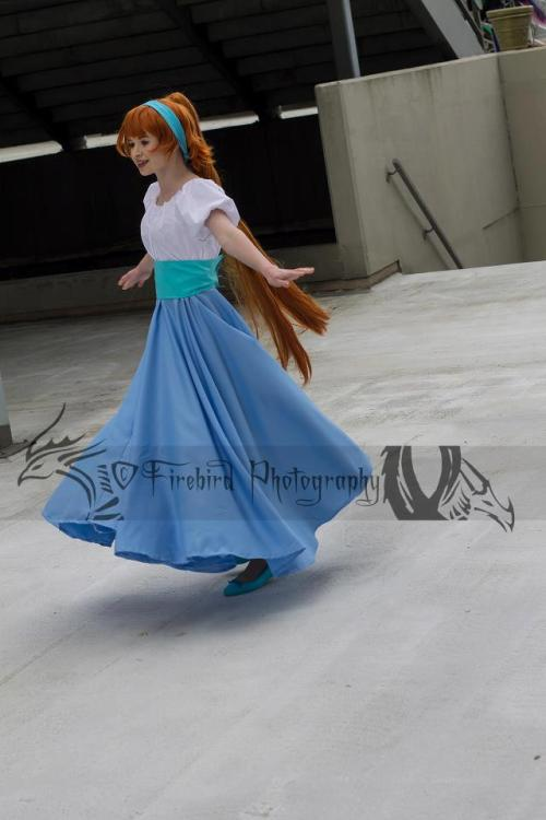 fairwind:  What a pretty Thumbelina cosplay! Click the photo to go to the cosplayer's FB page.