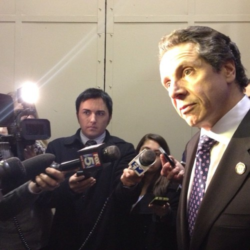 Cuomo announced a home buy-out plan for storm-damaged homes in some parts of #statenisland. #nyc #sandy #politics