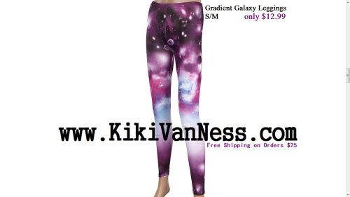 Only $12.99 on my website, www.KikiVanNess.com . FREE Shipping on orders over $25 (for U.S. residents.) and every order includes a FREE gift! :)