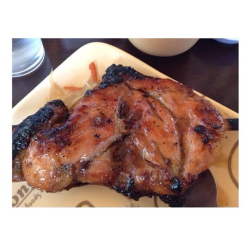 my fave! 😻 #chicken#barbeque (at Home Sweet Home)