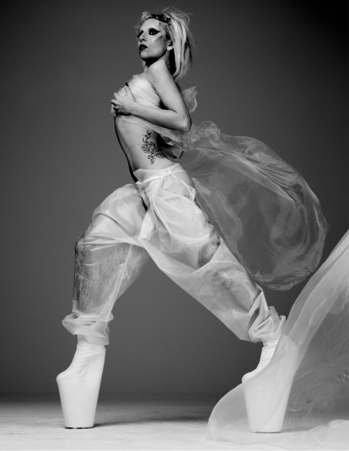 New outtake from the photshoot with Mariano Vivanco.