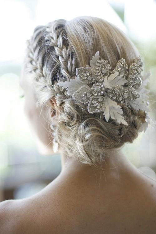 trendy-junejay:  Pretty updo