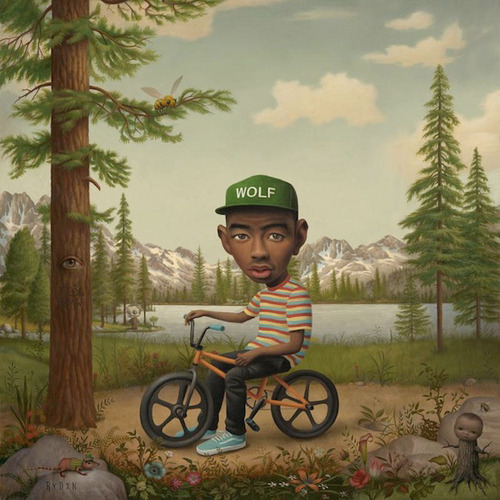 pitchfork:  Tyler, the Creator's new album Wolf is out April 2 via Odd Future Records.