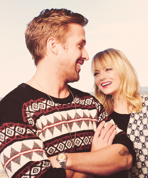 "Emma Stone & Ryan Gosling | ""Gangster Squad"" Photocall (December 15th, 2012)"