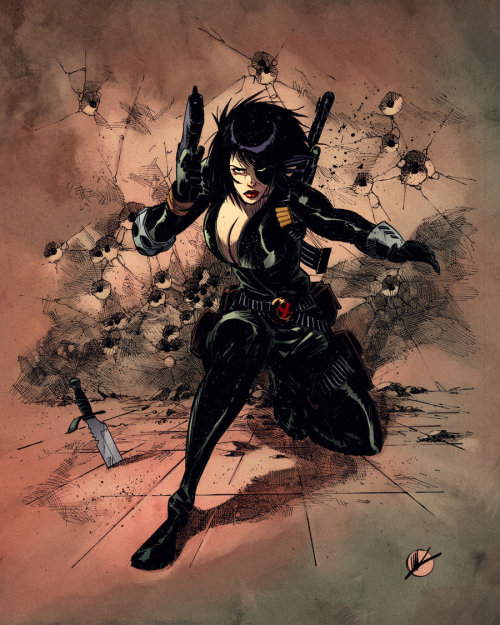 Domino  by *SpicerColor