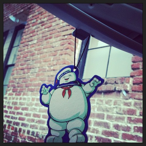 Stay puft my friends.