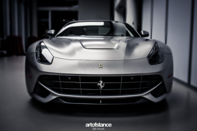 automotivated:  Ferrari F12 (by Matzuda)