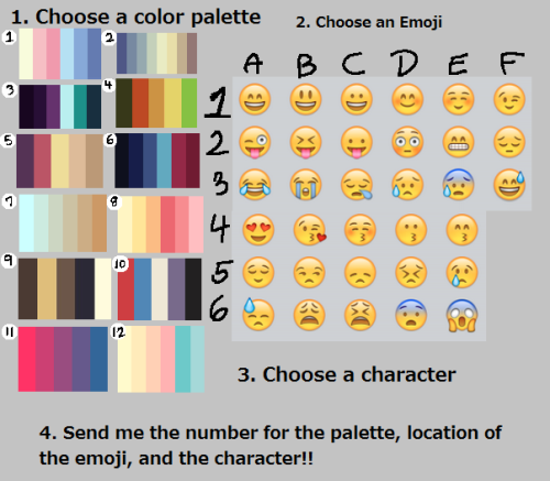 Art Color Palette Challenge Thehomosexuals