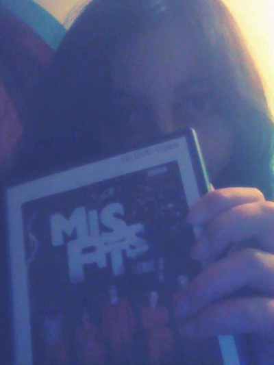 Me and my cat are gonna have a misfits marathon right now