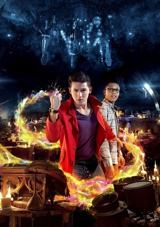 "I'm watching Wizards vs Aliens    ""Russell T Davies juvenile science fantasy series for CBBC. Lower budget than Doctor Who, but good writing and the cast is top-notch.""                      Check-in to               Wizards vs Aliens on GetGlue.com"