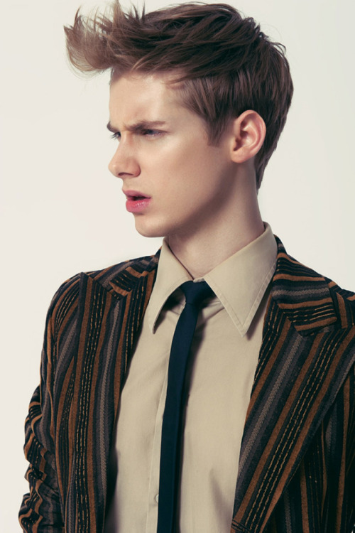 strangeforeignbeauty:  Max Bernt by Tom Binder [ fave models | 1000+ notes | facebook | twitter | google+ ]