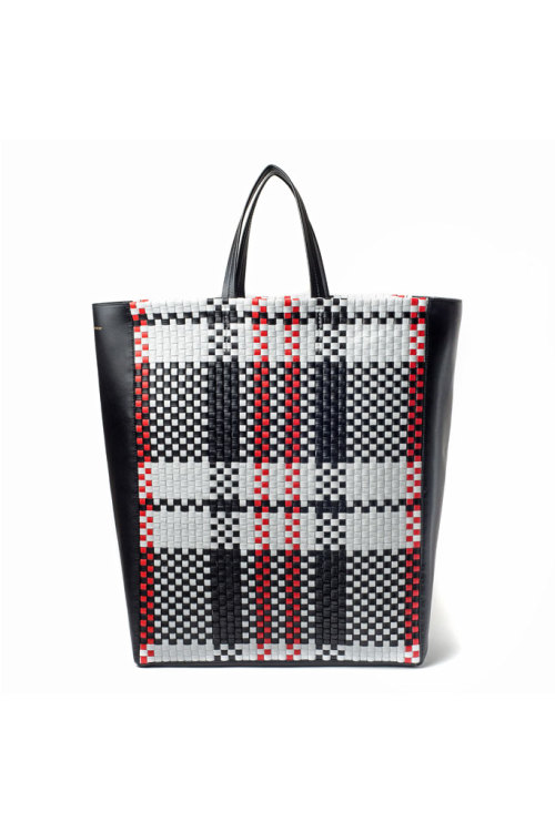 celine basketweave.