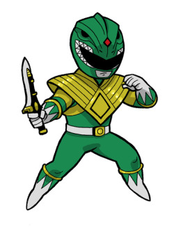 joelcarroll:  Burai, the DragonRanger from Zyuranger!