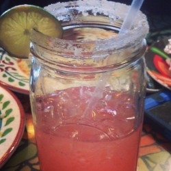 mrslovesit:  Get in me. #mambo #strawberrymargarita #yes