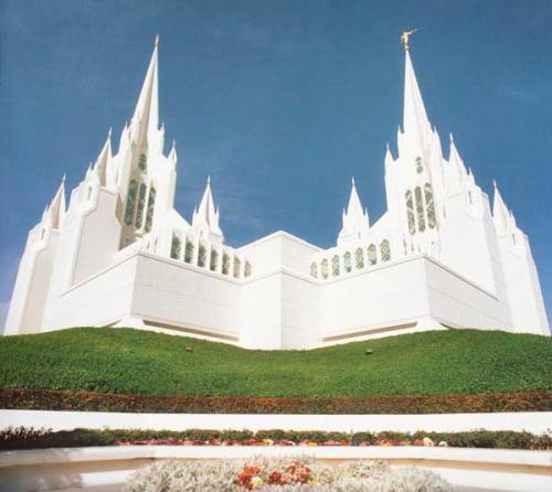 San Diego Temple, Photo Michael Rauner