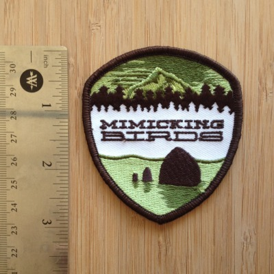 Get the new Mimicking Birds patch here!