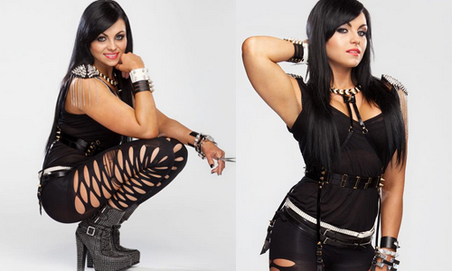 New WWE.com photoshoot feat. Aksana: click here.