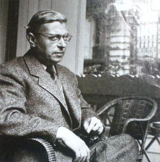 Jean-Paul Sartre's Blog : The New Yorker