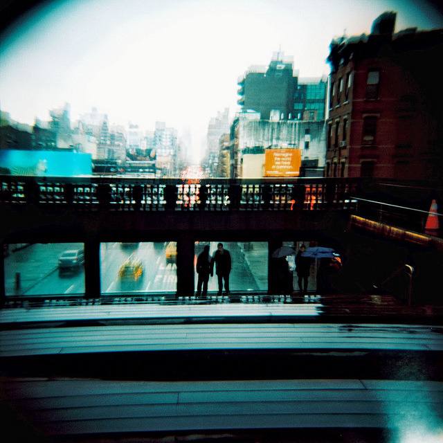 Overlook on Flickr.Via Flickr: New York City, March 2013. On the High Line.