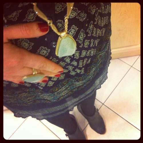Minty Green #ootd #outfit #wiwt #fashion #losangeles #chloeandisabel #chloeandisabelbyliz #streetfashion #color #spring #shoes  (at Chloe + Isabel by Liz eBoutique)