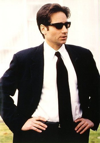 And to finish, some top class Mulder.