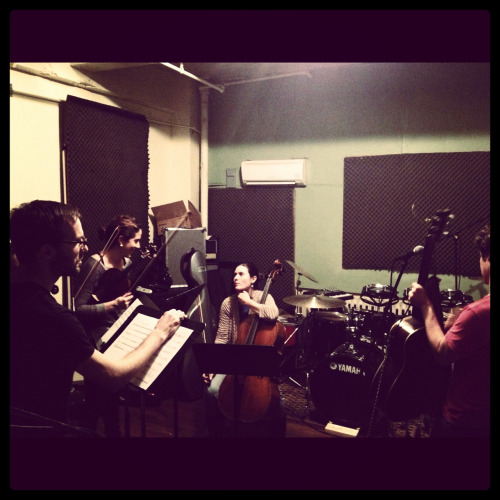 amandapalmer:  rehearsal day #3 of #PurpleReignNYE…enter the STRINGS. they sounnnnnnnd BAD ASS. just also purchased some shiny rhinestones for the band.  I rehearse my song tonight. The new year's Eve wish I'll write tomorrow, before the show.