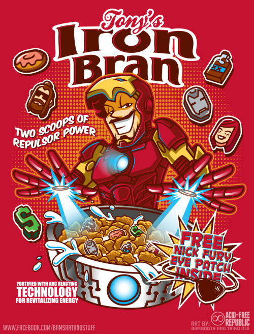 """Iron Bran"" now available on http://www.qwertee.com/ for $12! 24 HOURS ONLY! #IRONMAN"