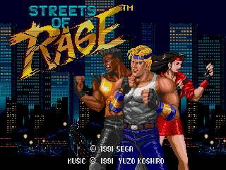 Review - Streets of Rage (8/10)