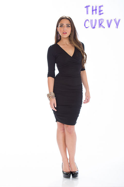 This sexy little LBD is made in the US and just $20!