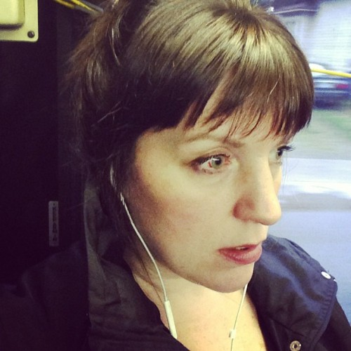 Bus face. Pre-flu. Current blood eye.
