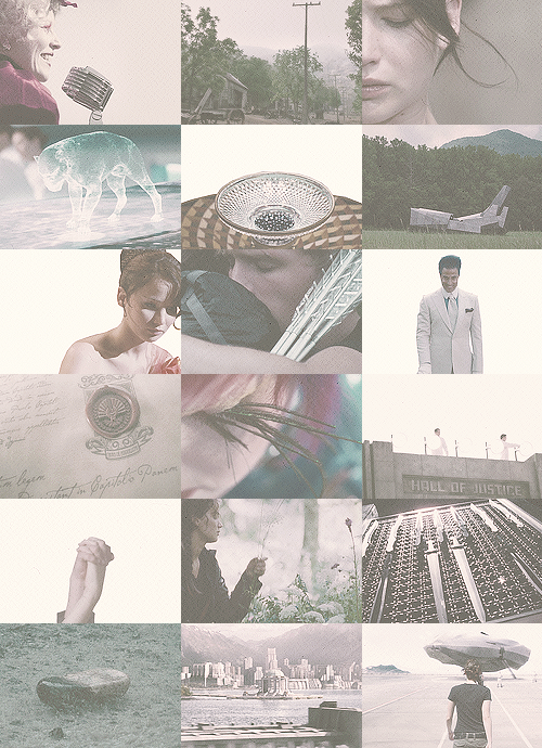#The Hunger Games #THG