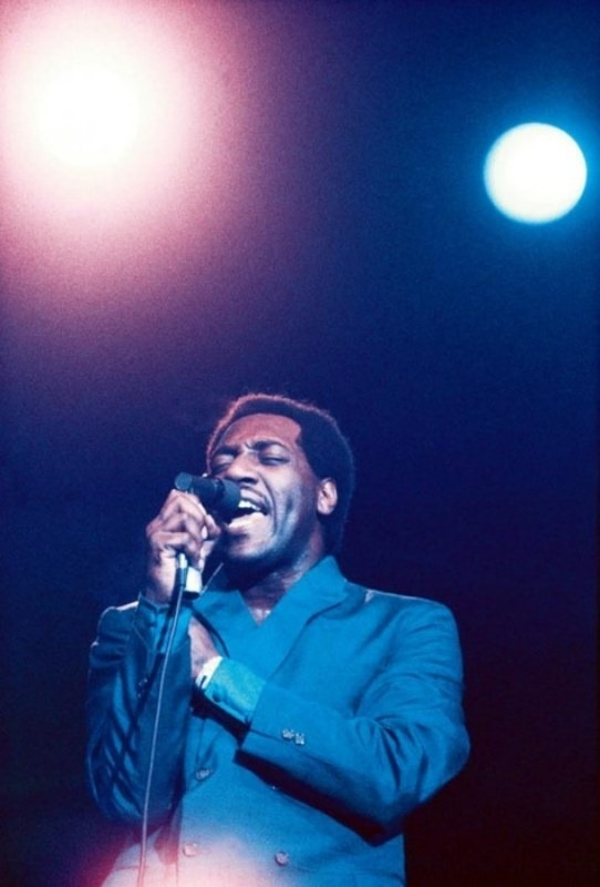 Otis Redding  photo credit