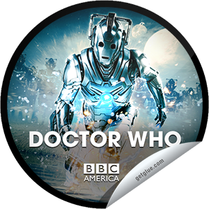 I just unlocked the Doctor Who: Nightmare in Silver sticker on GetGlue                      4091 others have also unlocked the Doctor Who: Nightmare in Silver sticker on GetGlue.com                  You're watching the premiere of Doctor Who: Nightmare in Silver, presented by Supernatural Saturday, only on BBC America. Tonight, Hedgewick's World of Wonders was once the greatest theme park in the galaxy, but it's now the dilapidated home to a shabby showman, a chess-playing dwarf and a dysfunctional army platoon. When the Doctor, Clara, Artie and Angie arrive, the last thing they expect is the re-emergence of one of the Doctor's oldest foes. The Cybermen are back!  Share this one proudly. It's from our friends at BBC America.