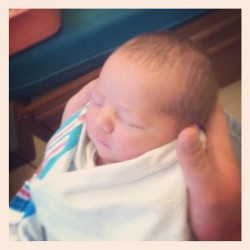 Little Zack!! #baby #newborn #cute #adorable