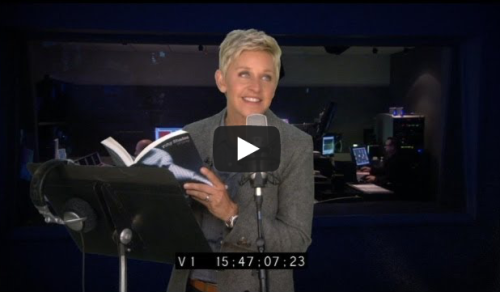 Let's Listen To Celebs Read Fifty Shades Of Grey