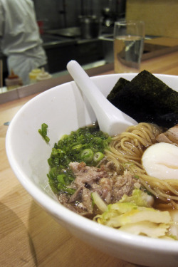 Momofuku Noodle Bar - Momofuku Ramen by CarbZombie on Flickr.