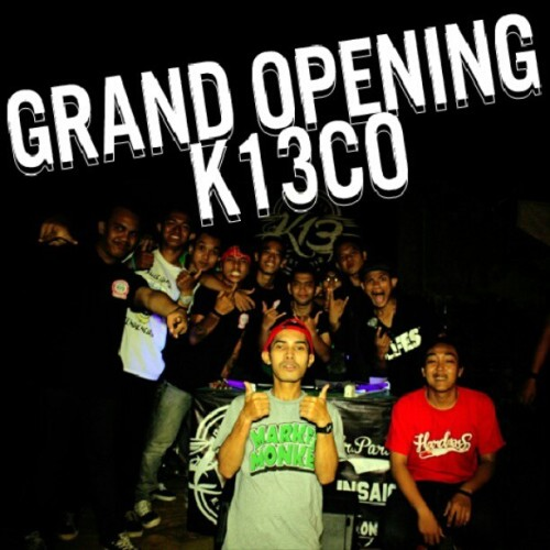 #GrandOpening @k13co #Success #For #You #Guys With Dj @ical_pnc