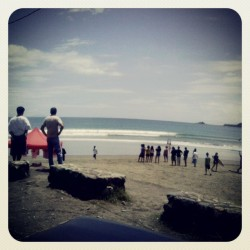 #baler #beach  #surf  #sunburn  (at Sabang Beach)