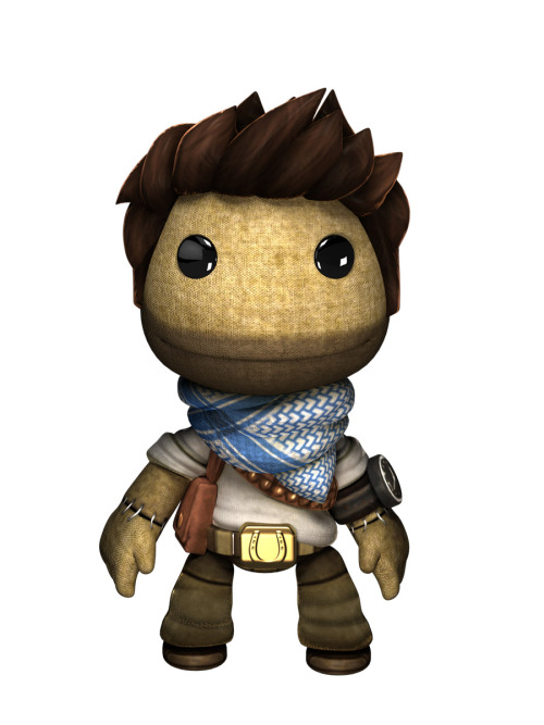 OMG i want this outfit for my sackboy, its so cuuuuuute!!! :D