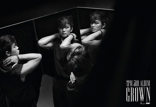 itsjyp:  Junho: 2PM 3rd Album 「Grown」B ver. (Will Be Released on 2013.05. 23)