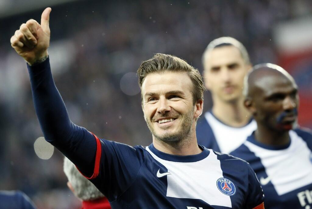 afootballreport:  David Beckham, conquerer of nations, retires Read More