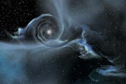 "christinetheastrophysicist:   Cosmic flashes could herald birth of black holes  The birth of a black hole may be signalled by a characteristic cosmic flash, according to researchers in the US. It was previously thought that only the most massive of black holes would produce gamma-ray bursts – narrow beams of electromagnetic radiation that shoot out of the poles of the collapsing star – when they form. But other dying stars were thought to produce a black hole without any kind of flash – seemingly disappearing from the visible sky in an event known as an ""unnova"". The US researchers' work suggests that unnovae might also have their own characteristic flash, allowing astronomers to witness the birth of stellar- and intermediate-mass black holes. Read More."