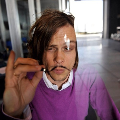 "lindseybyrnes:  Matthew Gray Gubler @gublernation 2010 ""through the glass"""