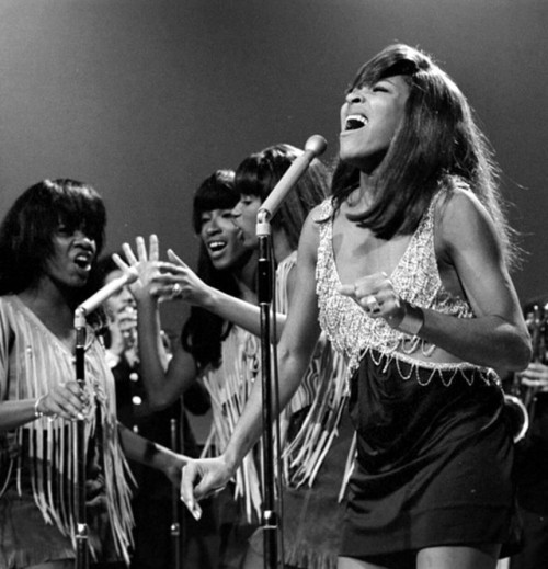 tina turner ike & tina turner classic rock women in rock r&b the tonight show johnny carson the ikettes music on tv the 70s the seventies 70s fashion fringe