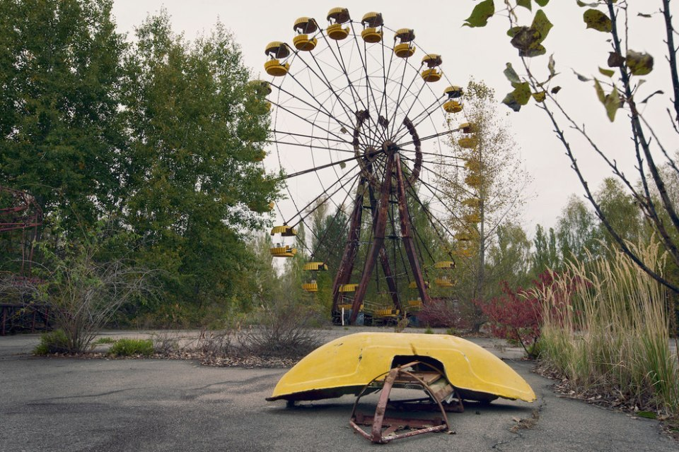 BlazePress Mysterious And Haunting Abandoned Buildings - 24 mysterious haunting abandoned buildings soviet union