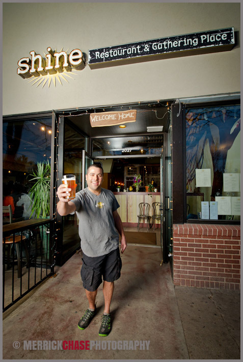 Saturday is Shine Brewery's 1 year Birthday! In homage, a party is in store! Mike Kasian, our wildly talented brewer and the Shine cast would like to welcome you to Shine from 4pm to 8pm on Saturday February 23rd. We have a full lineup of house beers including a collaborative imperial IPA (Fate/Shine brewing companies), Bomba Belgian Golden Strong ale, our gluten free Liberation Ale, Down Dog Imperial Red and many more. Plus Mike will be releasing a special Russian Imperial Stout aged on bourbon soaked oak chips! We will be offering extended happy hour pricing on food and beer along with door prizes; including growlers of beer and gift certificates. We would love to see all of you beer fans there! That is followed by a concert with the Garret Sayers Trio starting at 9pm.  Beer, Dinner and Dancing-Shine Saturday Night…What could be better?